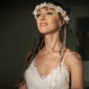 Bride Wedding in Ibiza