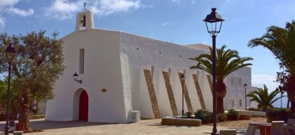 wedding church in Ibiza