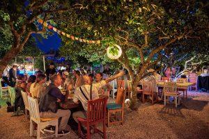 Ibiza wedding reception